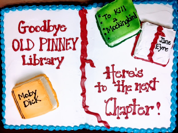 Goodbye Old Pinney!